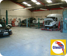 Palatine motors crash repair car body repairs for Motor vehicle body repair